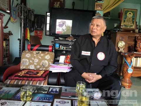Võ Sư Trương Văn Bảo